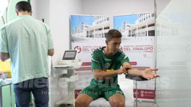 Photo of #Comarca: El Hospital del Vinalopó realiza las pruebas médicas de la plantilla del Elche C.F.