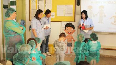 Photo of #Comarca: Más de 360 niños conocen los quirófanos del Hospital del Vinalopó
