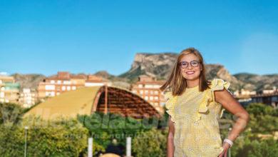 """Photo of #Petrer: Irene Navarro: """"Todos los días de las Fiestas Mayores son importantes"""""""