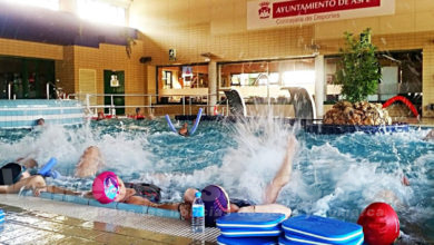 Photo of #Aspe: Terminan los cursos de natación de verano de la concejalía de Deportes