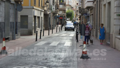 Photo of #Novelda: Eliminan la zona de estacionamiento de las calles Emilio Castelar y San Roque
