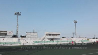 Photo of #Novelda: Mejoran las torres de iluminación del campo de La Magdalena