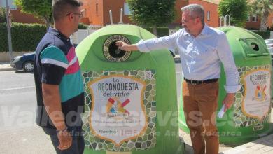 Photo of #Novelda: Servicios Públicos promueve una campaña de reciclaje durante las fiestas