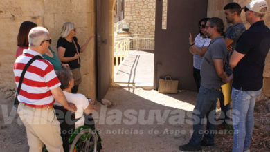 Photo of #Novelda: Una Mesa de Trabajo analizará la accesibilidad y el impacto visual de la pasarela del Castillo