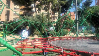 Photo of #Elda: Invierten 200.000 euros para renovar los juegos infantiles en los parques