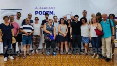 Photo of #Aspe: Podemos Aspe acude al Consejo Ciudadano Valenciano