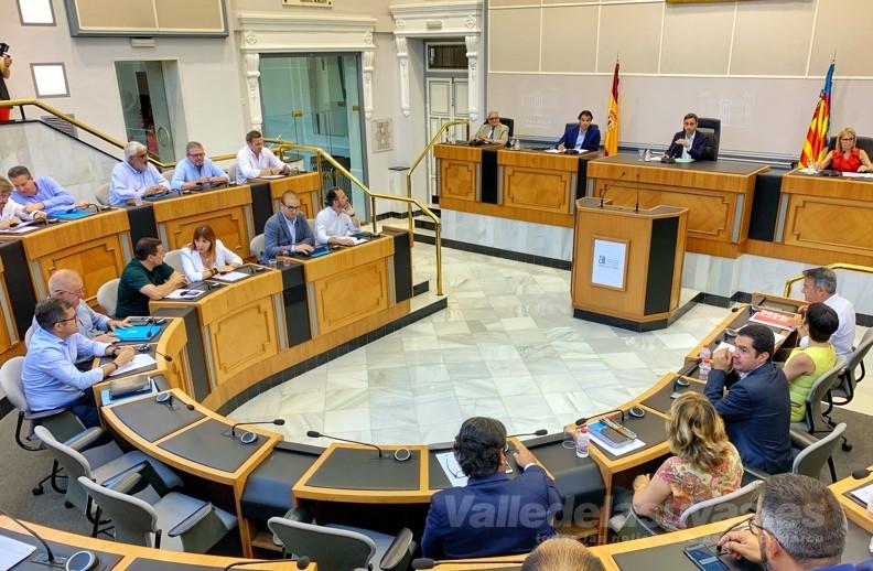 Pleno Diputación