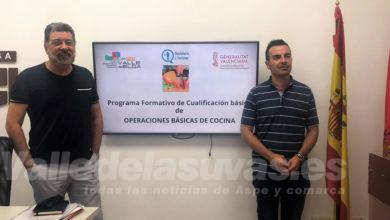 Photo of #Elda: El Valle de Elda incorpora un curso de Operaciones Básicas de Cocina