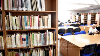 Photo of #Petrer: Las bibliotecas reciben una subvención de 6.000€ para adquirir material bibliográfico