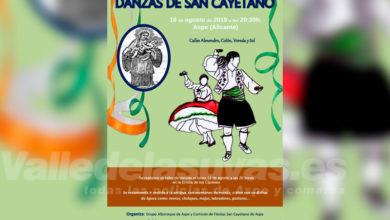 Photo of #Aspe: En año impar, Danzas de San Cayetano