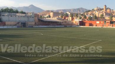 Photo of #Agost: Mejoran el campo de fútbol con una ayuda de 131.013 euros