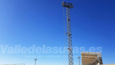 Photo of #Elda: Renuevan la iluminación del Nuevo Pepico Amat con 48 focos LED