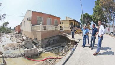 Photo of #Diputación trabaja con 25 máquinas en la apertura y reparación de caminos de 14 municipios de la provincia