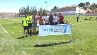Photo of #Aspe: Dieciséis equipos participan en el Campeonato Local de Fútbol 7