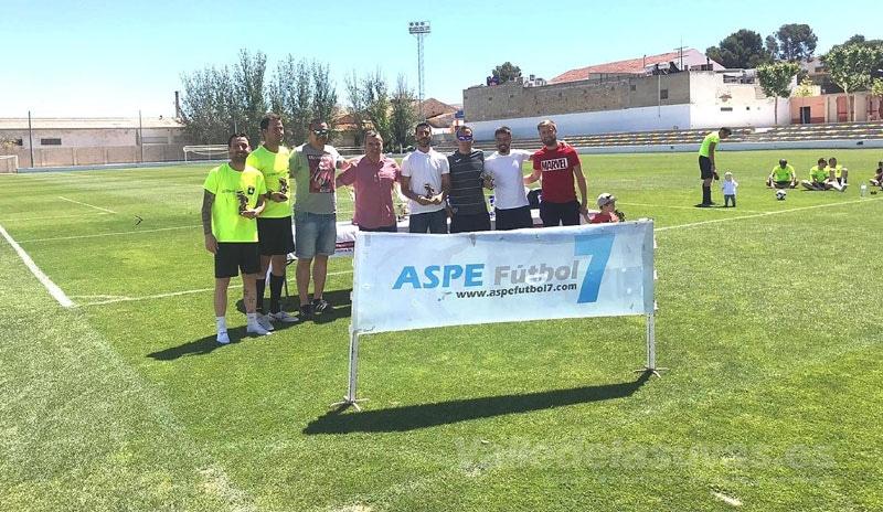Campeonato Local de Fútbol 7 de Aspe