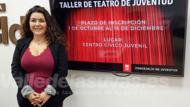 Photo of #Elda: Juventud abre el plazo de inscripción para el Taller de Teatro a partir del 1 de octubre