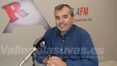 """Photo of #Aspe: Antonio Puerto: """"Tenemos un proyecto para instalar 56 cámaras de vigilancia en la localidad"""""""