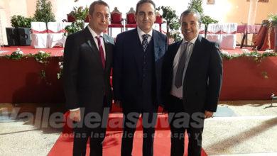 Photo of #Aspe: El alcalde acude al pregón de las fiestas de Torrijos