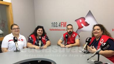 """Photo of #Aspe: Cruz Roja Aspe en la Vega Baja: """"Parecía que estábamos en medio del mar"""""""