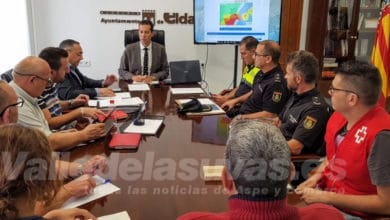 Reunión del Alcalde de Elda con COEPAL