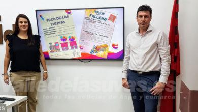 Photo of #Elda: El tren turístico recorrerá la ciudad durante las Fiestas Patronales y las Fallas