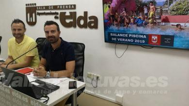Photo of #Elda: 17.000 usuarios han utilizado las piscinas de San Crispín este verano