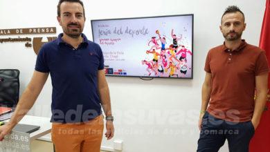 Photo of #Elda: Organizan la III Feria del Deporte con actividades gratuitas
