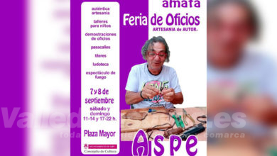 Photo of #Aspe celebra una nueva Feria de Oficios