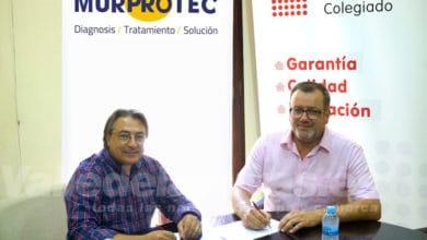 Photo of #Comarca: El Colegio de Administradores de Fincas y Murprotec firman un acuerdo para beneficiar a las comunidades de vecinos