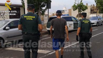 Photo of #Sucesos: Detienen al autor de más de una quincena de robos en restaurantes