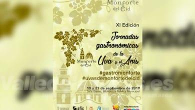 Photo of #Monforte organiza las XI Jornadas Gastronómicas