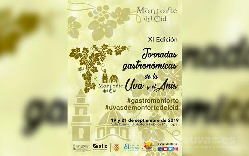 XI Jornadas Gastronómicas Monforte del Cid