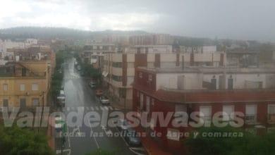 Photo of #Aspe: Entre 12 y 14 litros de lluvia en el primer día de la alerta por gota fría