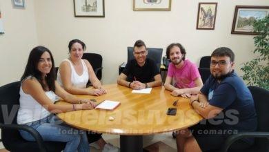 Photo of #Novelda: El alcalde se reúne con la Asociación de Lectores de Cómic de Novelda