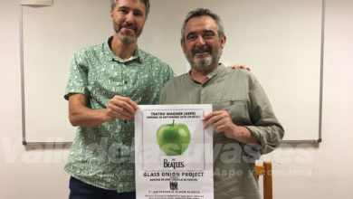 Photo of #Aspe: Los Beatles a beneficio de APDA