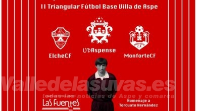 Photo of #Aspe: Homenaje al árbitro Torcuato Hernández