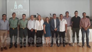 Photo of #Comarca: La Guardia Civil presenta en Monforte del Cid el Plan de Seguridad de la Uva de Mesa 2019