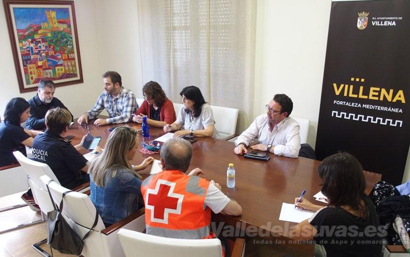 Comisión Técnica de Seguridad de Villena
