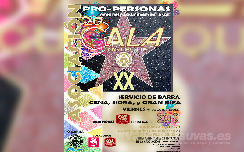 Cartel Gala-Guateque