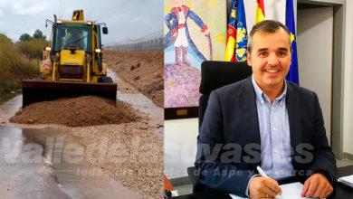 Photo of #Aspe invierte más de 400.000 euros en arreglo de caminos rurales