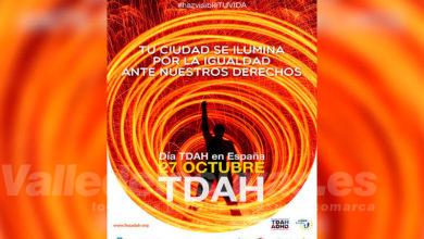 Photo of #Aspe: El Ayuntamiento se ilumina de naranja por el TDAH