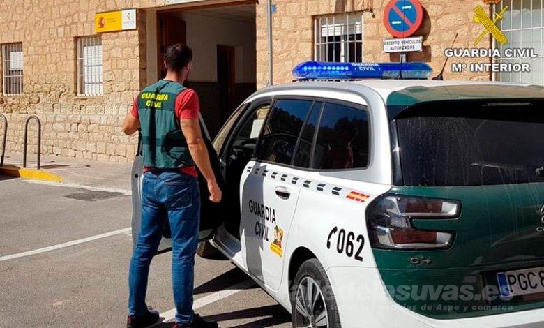 Photo of #Novelda: Desarticulado un grupo criminal que cometió 21 robos en viviendas de Novelda
