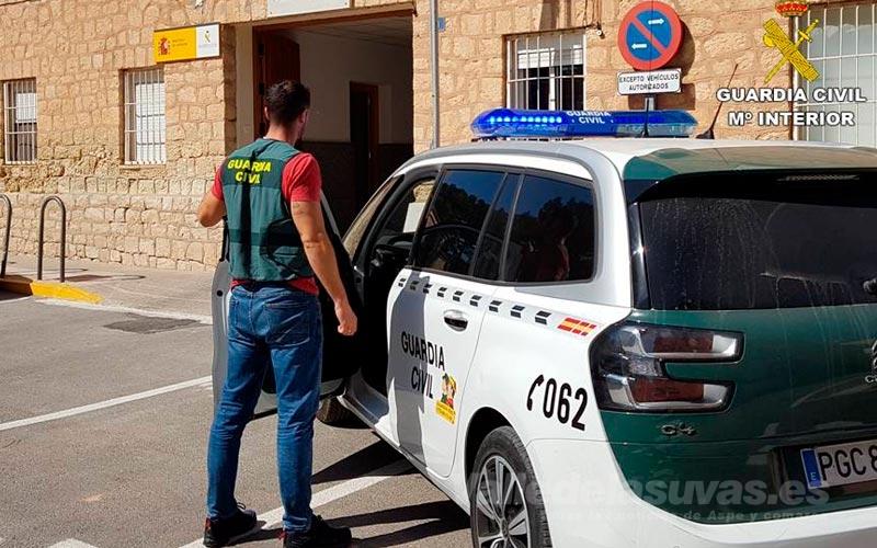 Cuartel Guardia Civil Novelda