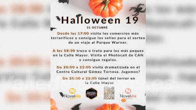 Photo of #Novelda: Amplia programación de actividades para la noche de Halloween