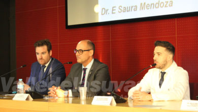 Photo of #Comarca: El Hospital del Vinalopó aborda los últimos avances en cirugía de preservación y artoplastia de cadera