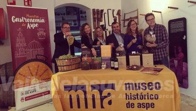 Photo of #Aspe: El Museo acoge la presentación de la Segunda Muestra de la Gastronomía