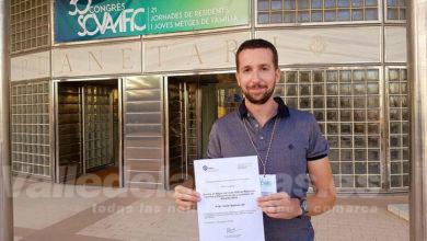 Photo of #Aspe El médico Javier Ramírez Gil obtiene el premio al Mejor Residente de Medicina Familiar de la Comunidad Valenciana