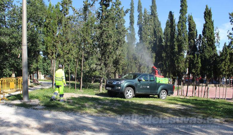 Photo of #Novelda inicia un tratamiento de choque contra los mosquitos
