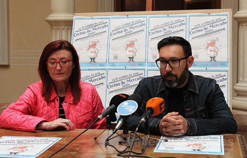 Paqui Beltrá y José Luis Vicent