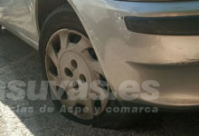 Photo of #Aspe: Nuevos actos vandálicos  en el parking de la calle Lepanto
